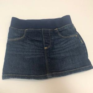 [Old Navy] Toddler Girls Denim Skirt